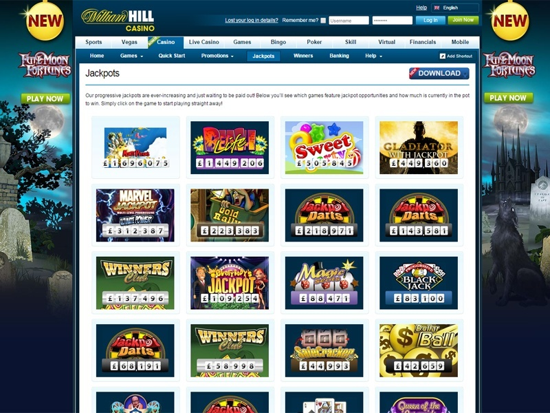 казино онлайн william hill