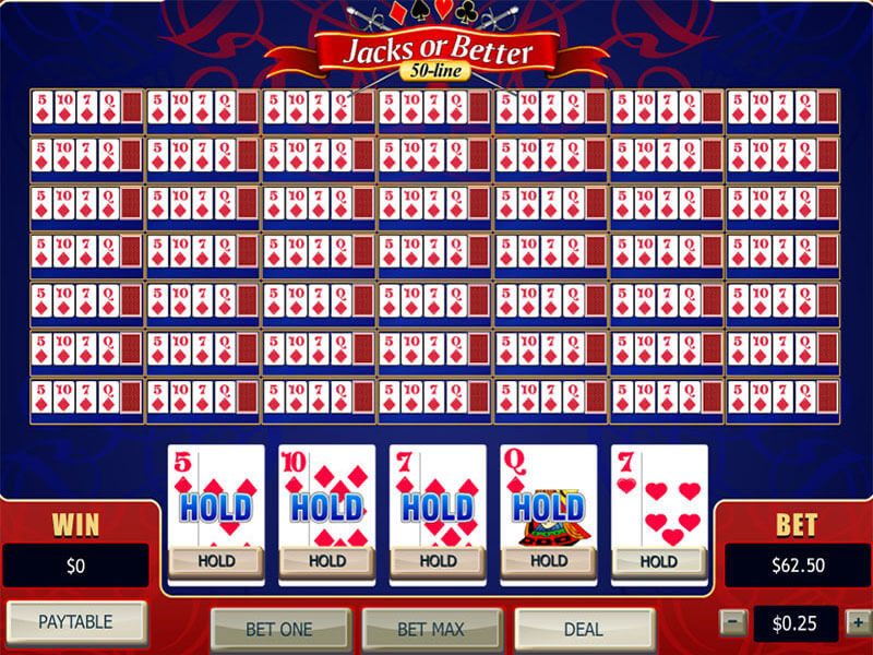 Video poker oyna