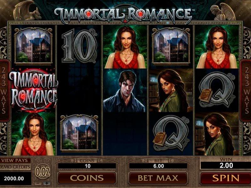 İmmortal Romance Slot İncelemesi