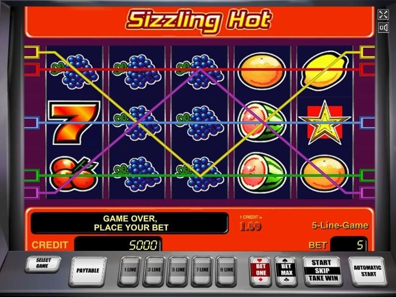Sizzling Hot slot oyna