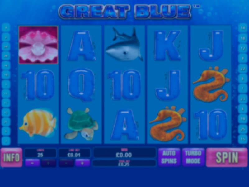 Great Blue Bedava Slot Oyna
