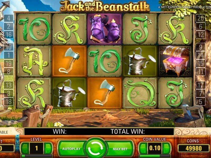 Jack And The Beanstalk Yuvası İncelemesi