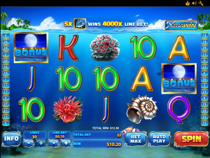 Dolphin Cash Bedava Slot Oyna